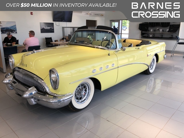 Pre-Owned 1954 Buick Roadmaster